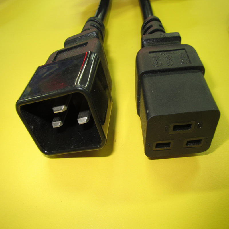 IEC Power Cord C19 to C20